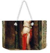 The Harem Beauty Weekender Tote Bag