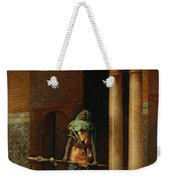The Harem Guard  Weekender Tote Bag