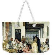 The Harem Weekender Tote Bag by John Frederick Lewis