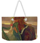 The Harpist Weekender Tote Bag