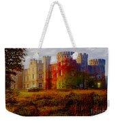 The Haunted Castle Weekender Tote Bag