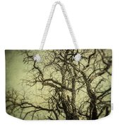 The Haunted Tree Weekender Tote Bag