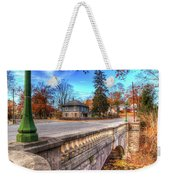 The Headless Horseman Bridge Weekender Tote Bag