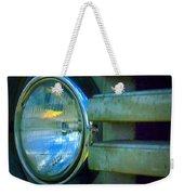 The Headlight Weekender Tote Bag