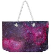 The Heart And Soul Nebulae Weekender Tote Bag