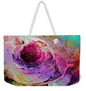 The Heart Of Nature Weekender Tote Bag