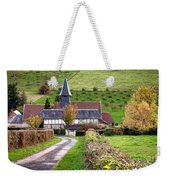 The Heart Of Normandy Weekender Tote Bag