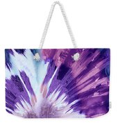 The Heart Of Passion Weekender Tote Bag