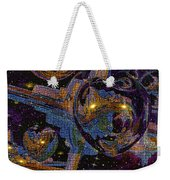 The Heart Of The Emissary Weekender Tote Bag