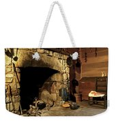 the Hearth Weekender Tote Bag