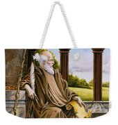The Hermit Nascien Weekender Tote Bag