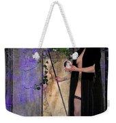 The Hermit Weekender Tote Bag