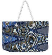 The High Road,abstract Weekender Tote Bag
