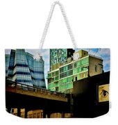 The Highline Nyc Weekender Tote Bag