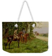 The Highwaymen Weekender Tote Bag