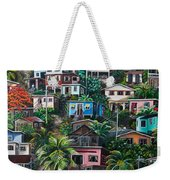 The Hill     Trinidad  Weekender Tote Bag
