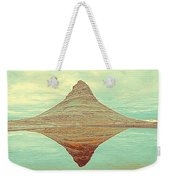 The Hill In The Middle Of Nowhere Weekender Tote Bag