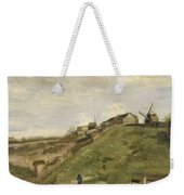 The Hill Of Montmartre With Stone Quarry 2 Weekender Tote Bag