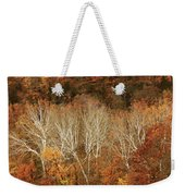 The Hills In Autumn Weekender Tote Bag