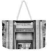 The Hippodrome  Weekender Tote Bag by Howard Salmon