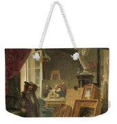 The History Painter Weekender Tote Bag