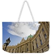 The Hofberg In Vienna Weekender Tote Bag