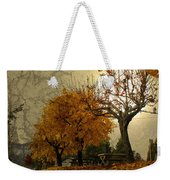 The Holder Of Light Weekender Tote Bag
