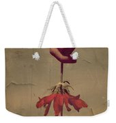 The Holding Weekender Tote Bag