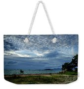 The Hole In The Sky Weekender Tote Bag