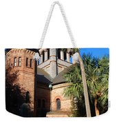 The Holy City Weekender Tote Bag