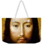 The Holy Face Weekender Tote Bag by Flemish School