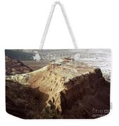 The Holy Land: Masada Weekender Tote Bag
