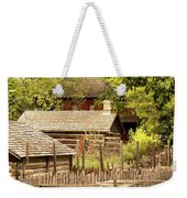 The Homestead Weekender Tote Bag