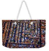 The Hood - Planet Art Weekender Tote Bag