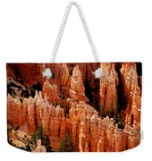 The Hoodoos In Bryce Canyon Weekender Tote Bag