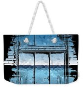 The Horizon Beyond Weekender Tote Bag