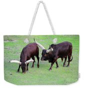 The Horns Weekender Tote Bag