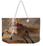 The Horse And The Snake Weekender Tote Bag