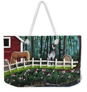 The Horse Farm Weekender Tote Bag
