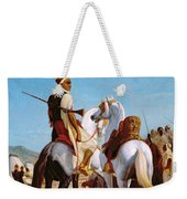The Horse Of Submission Weekender Tote Bag