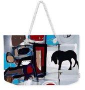 The Horse Weekender Tote Bag