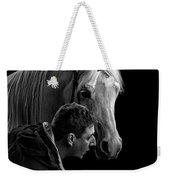 The Horse Whisperer Extraordinaire Weekender Tote Bag
