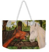 The Horse Whisperers Weekender Tote Bag