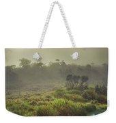 The Horton Plains. Sunrise Weekender Tote Bag