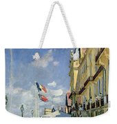 The Hotel Des Roches Noires At Trouville Weekender Tote Bag