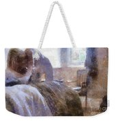 The Hotel Room By Mary Bassett Weekender Tote Bag