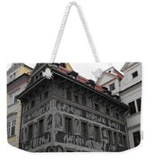 The House At The Minute Weekender Tote Bag