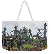 The House Band, Brittany, France Weekender Tote Bag