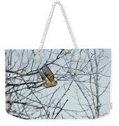 The House Finch In-flight Weekender Tote Bag
