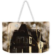 The House From Psycho Weekender Tote Bag